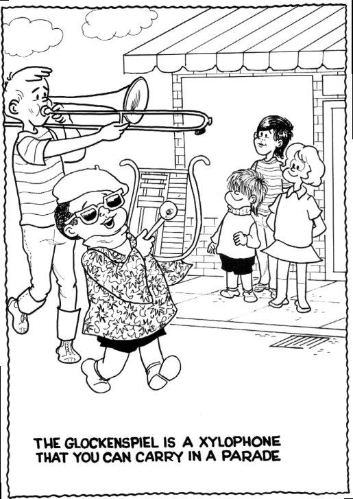 glockenspiel by morrie turner